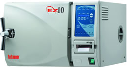 EZ10 - The Fully Automatic Autoclave