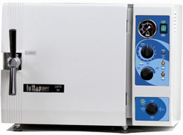 3870M - Large Capacity Manual Autoclave