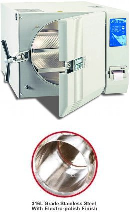 3870EA - Large Capacity Fully Automatic Autoclave
